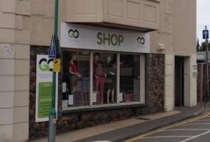 Guernsey Charity GO  The Shop